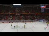 Чемпионат мира '12, 1/4 финала: Швеция - Чехия 3